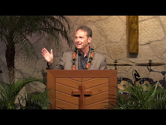 "Guest Pastor Billy Crone: (Audio Synced to Video) ""The Jewish People, the Temple & Trump"""