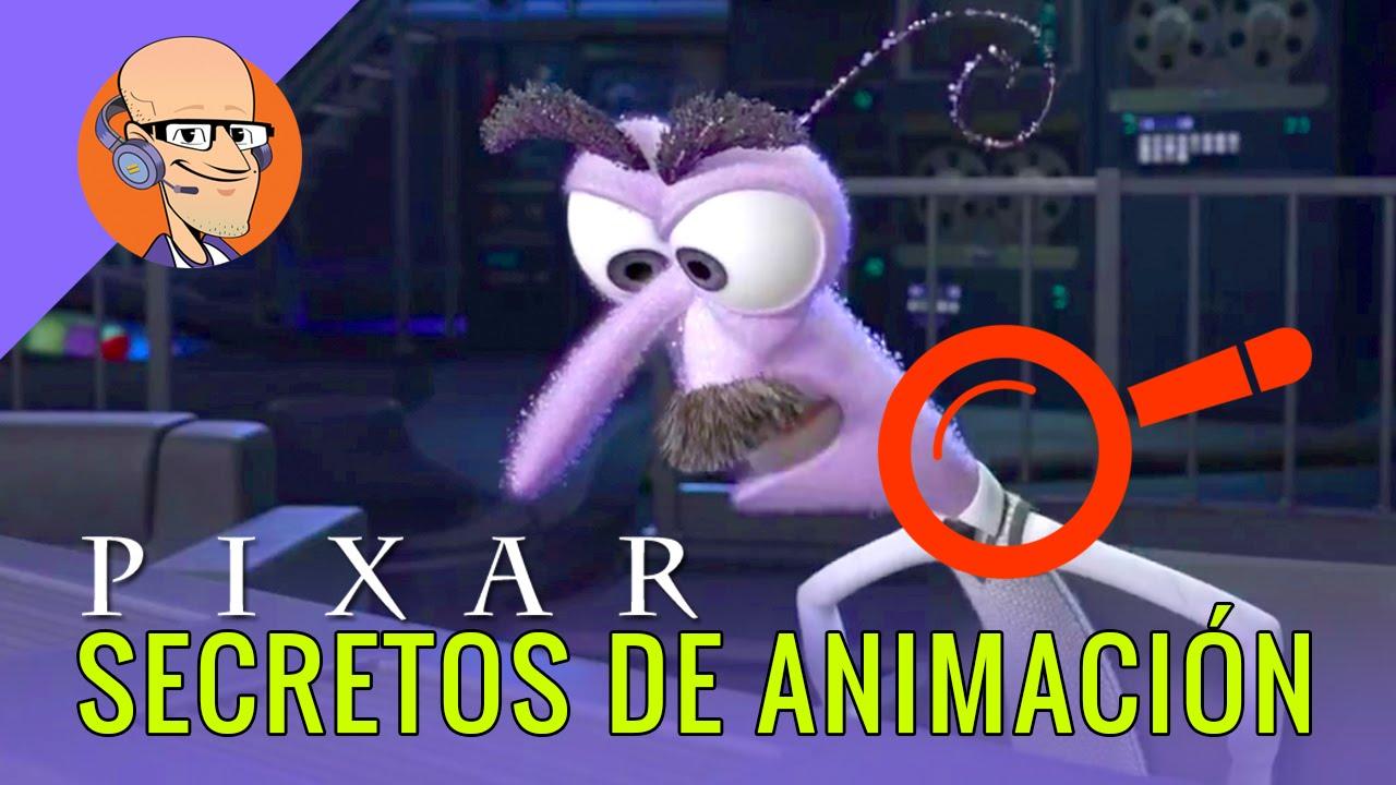 Pixar intensamente secretos de animaci n 3d en 24 - Imagenes con animacion ...