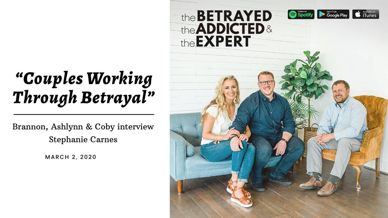 Download Couples working through Betrayal Trauma with Stefanie Carnes