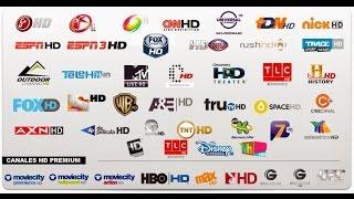 Nueva lista de Canales Latinos KODI/XBMC