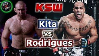 KSW - Michał Kita vs Fernando Rodrigues ( Czyli co z tą ciężką ? )