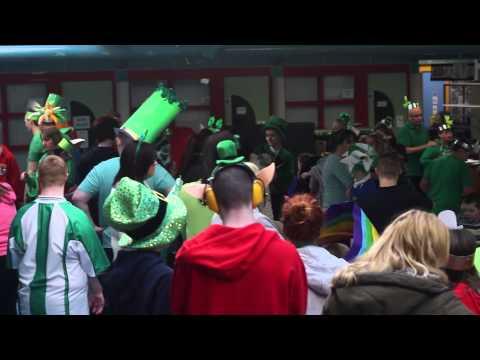 St Patrick's Day at Glenveagh