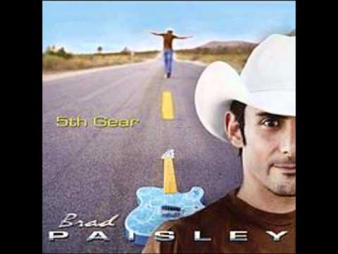 Mr. Policeman - Brad Paisley (5th Gear album) Mp3