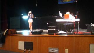 whitney houston-ihave nothing (cover by Chey) first half-practice (1)