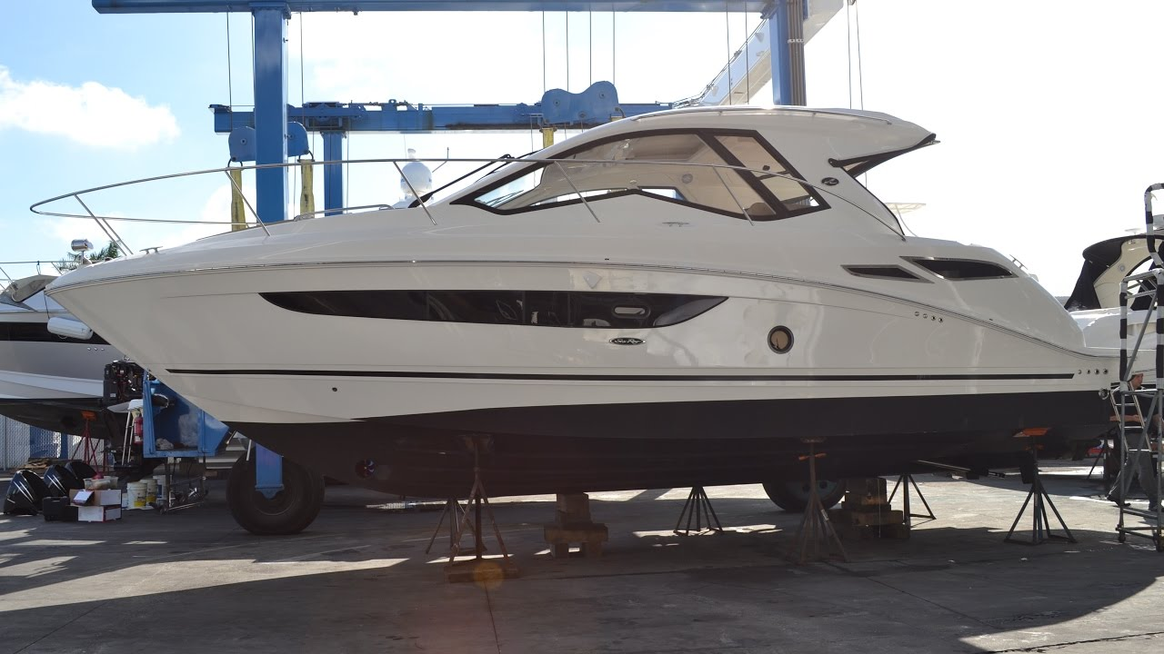 2017 Sea Ray Sundancer 350 Coupe For Sale At Marinemax Naples Yacht Center