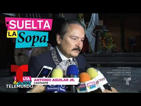 Rico - Amenazan A Pepe Aguilar!