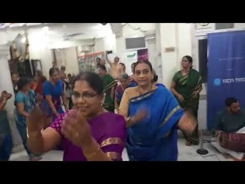 ஸ்வாமி தேசிகன் வாழி திருநாமம் கும்மி  Swami Desikan Vaazhi Tirunamam Kummi Dance