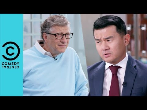 What's Wrong with Bill Gates? | The Daily Show With Trevor Noah