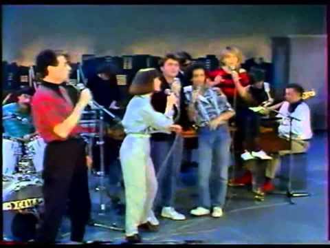 France Gall - Tout pour la musique (Formule 1 1984)
