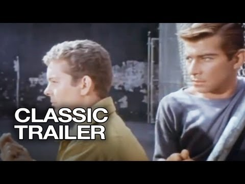 West Side Story Official Trailer #1 - Russ Tamblyn Movie (1961) HD