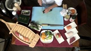 Signature Chefs of Orlando 50 - Sushi Varieties