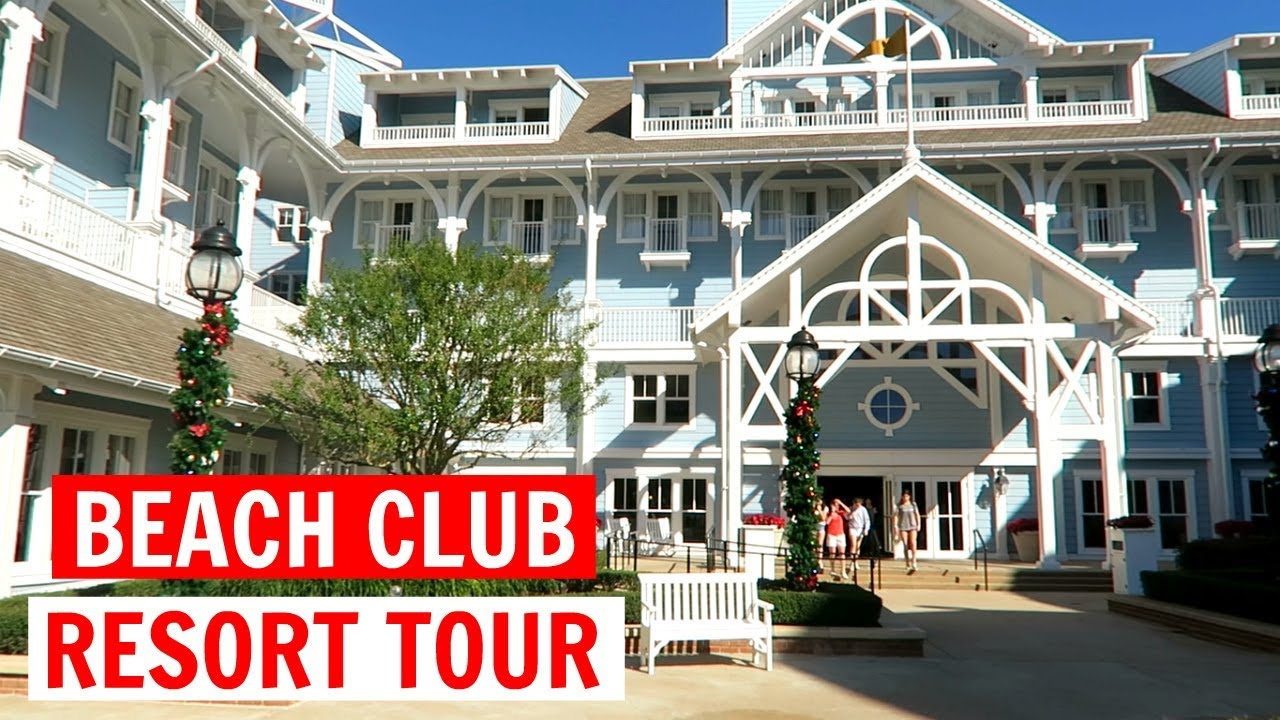 Beach Club Resort Tour Epcot Wdw Vacation November 2017 Day 2 Part 1