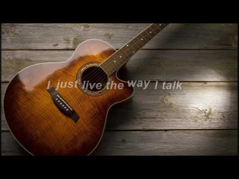 Morgan Wallen - The Way I Talk (Lyric Video)