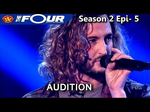 """Noah Barlass sings """"The Middle""""  Very UNASSUMING But AMAZING SINGER The Four Season 2 Ep. 5 S2E5"""