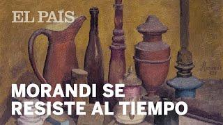 Exposición Giorgio Morandi