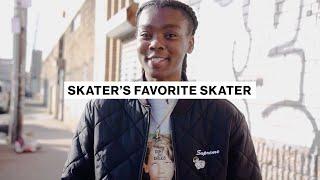 Skater's Favorite Skater | Beatrice Domond | Transworld Skateboarding