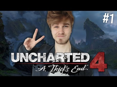 NIEUWE SERIE! - Uncharted 4 - Part 1