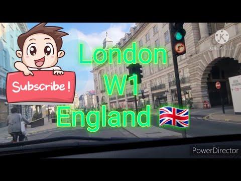 London W1 England 🇬🇧