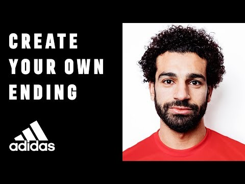 Mo Salah | Create Your Own Ending