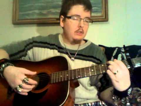 me showing you HOW TO PLAY 'WHEN I SAID I DO' by CLINT BLACK on ACOUSTIC GUITAR EASY TUTORIAL