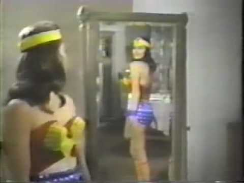 ORIGINAL Wonder Woman Pilot