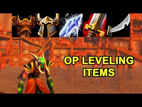 Classic WoW - Top 10 Useful Leveling Items