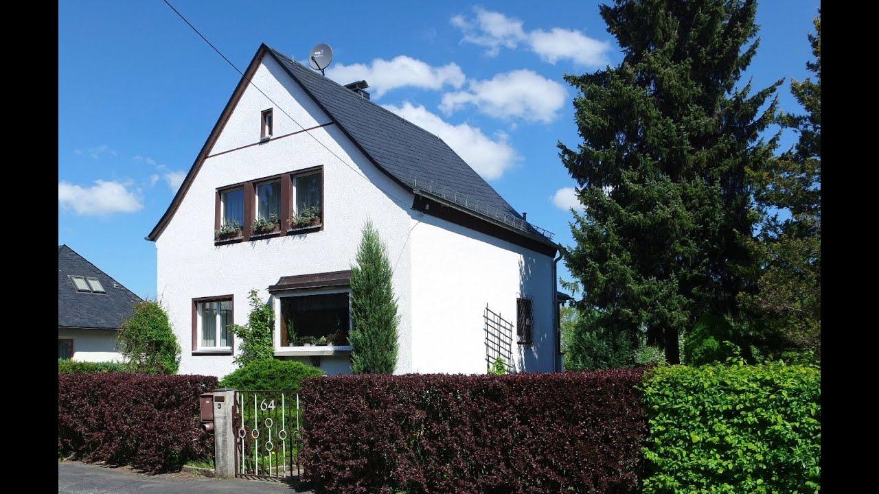 Immobilien-Video Haus kaufen Chemnitz/Borna - YouTube