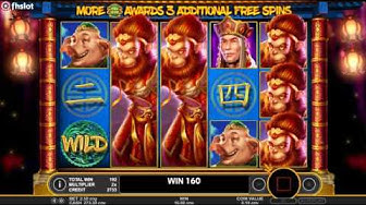 Journey to the west free spins - pragmaticplay game