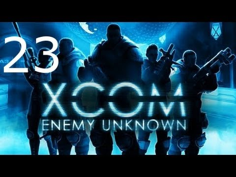 ➜ XCOM: Enemy Unknown - Second Wave Walkthrough - Part 23: A