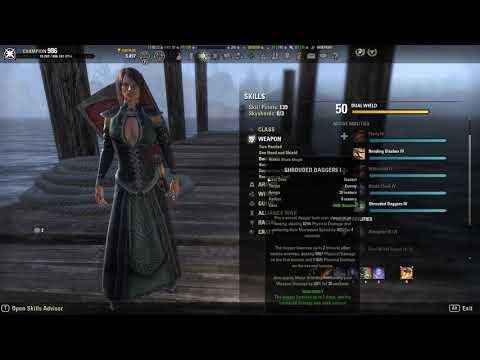 Eso Templar Sword And Shield Dps