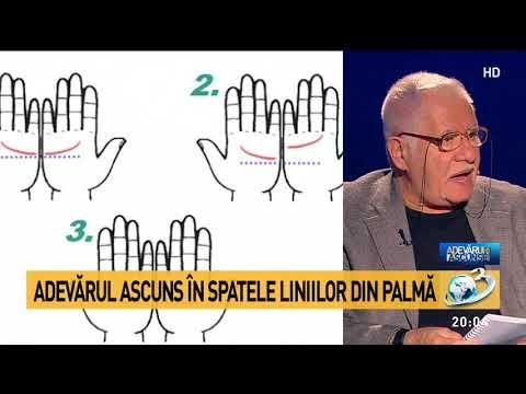 Mihai Voropchievici, Cum îți Arată Liniile Din Palmă Ursita