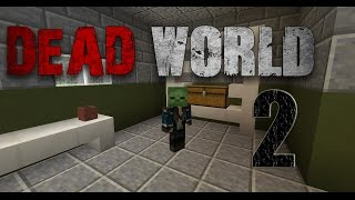 DEAD WORLD | cap. 2| Minecraft ¡Soy un zoombie!