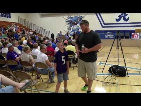 Hawk 2 Hawk with Nate Kaeding - Marshal Yanda - Part 5