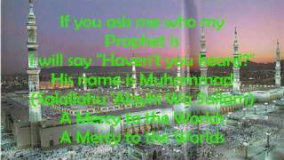 Yusuf Islam Nasheed  if you ask me  Lyrics