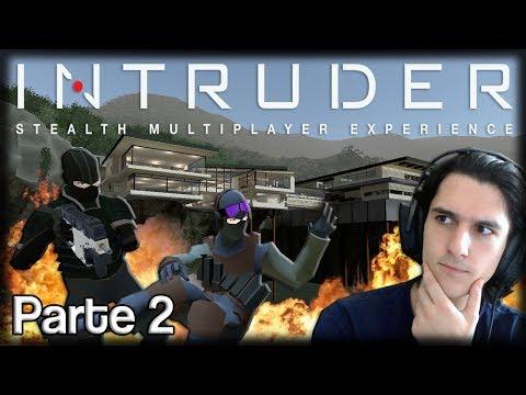 Jogando Intruder - O Novo Jogo de Operações Táticas! - Parte 2