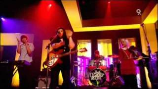 Operator Please  Just A Song About Ping Pong Live Jools Holland 2008