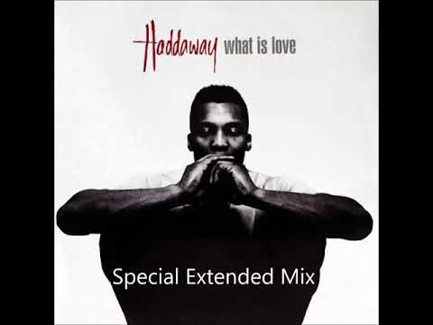 Haddaway - What Is Love (Special Extended Mix)