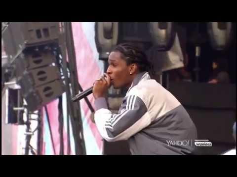 A$AP Rocky Wireless Festival 2015 Live Performance