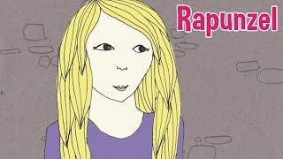 Rapunzel Fairy Tale by Oxbridge Baby