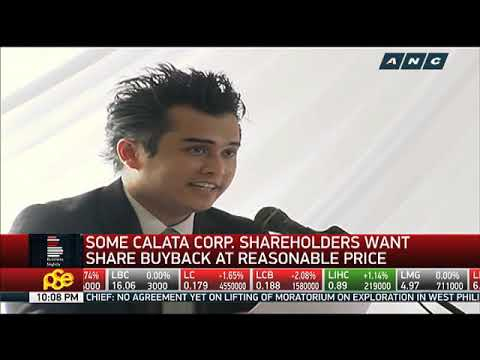 Calata Corp. officers may face criminal raps, group warns