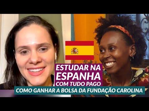 Bolsista da Fundación Carolina: mestrado na Espanha com bolsa de estudo - Partiu Intercâmbio
