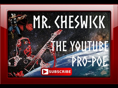 MR.CHESWICK: A SONG ABOUT A FLAT EARTH POE. thumbnail