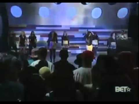 Cassie - Me & U (Live Performance BET 2006)