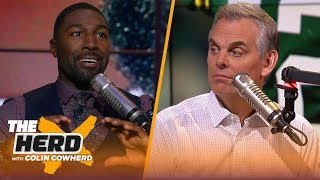 Download Greg Jennings talks Baker's attitude, Browns' struggles, Dak's payday and Rodgers | NFL | THE HERD Mp3 and Videos