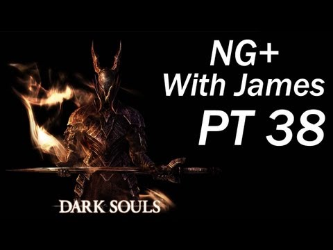 Dark Souls NG+ W/James PT38 - A Surprise Awaits in the Garden