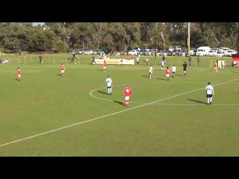 U13 NPL ECU vs Sorrento FC 150718 - 2nd half