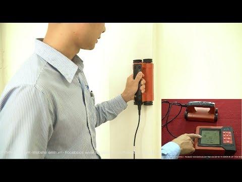 EMIN demo Máy quét cốt thép ZBL-R630A