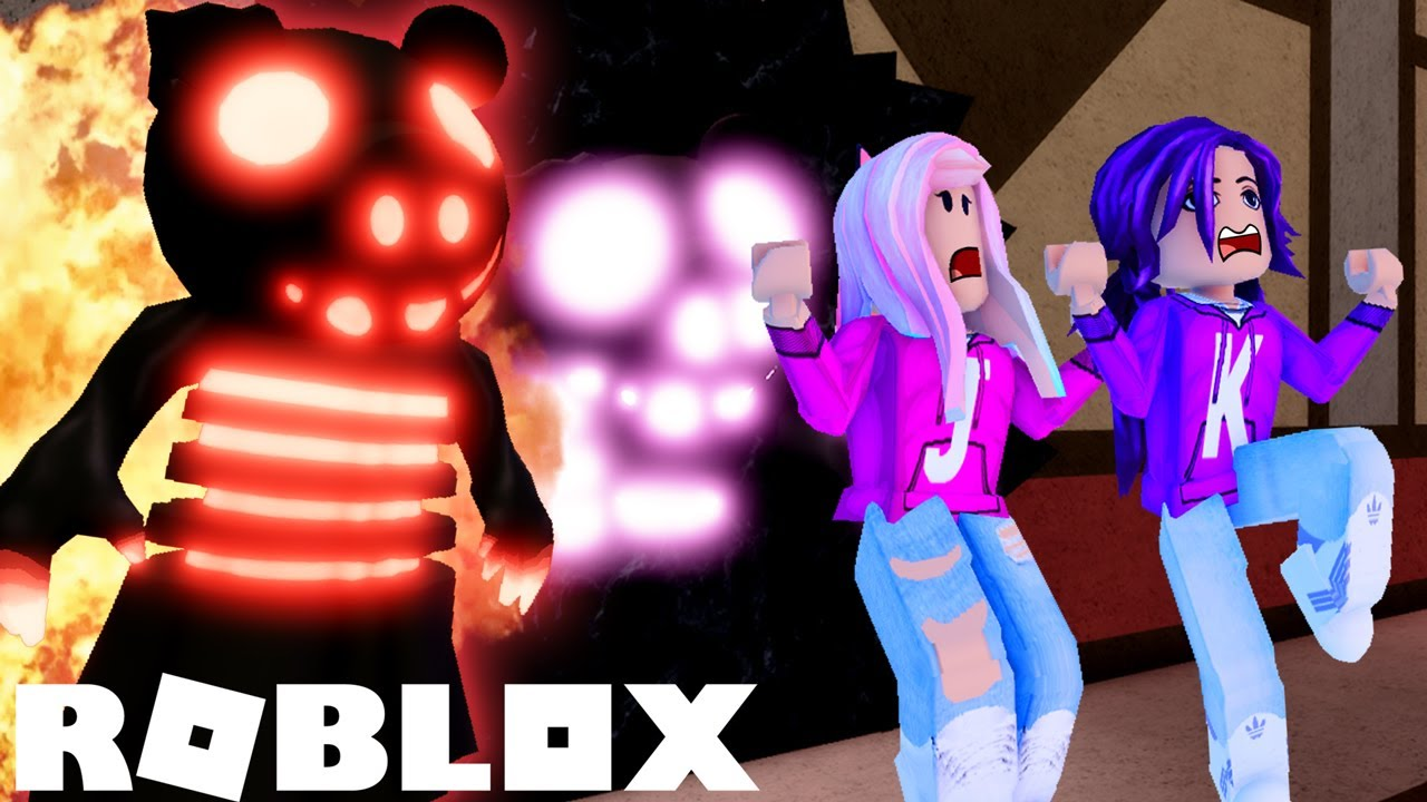 Can we cause a Piggy Distraction? | Roblox