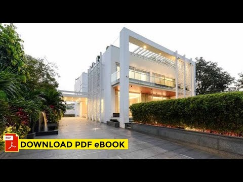 Tibrewal House in Hyderabad by HP Lakhani Associates