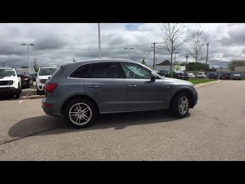2015 Audi Q5 Bloomfield Hills, West Bloomfield, Novi, Northville, Farmington Hills, MI H119214A
